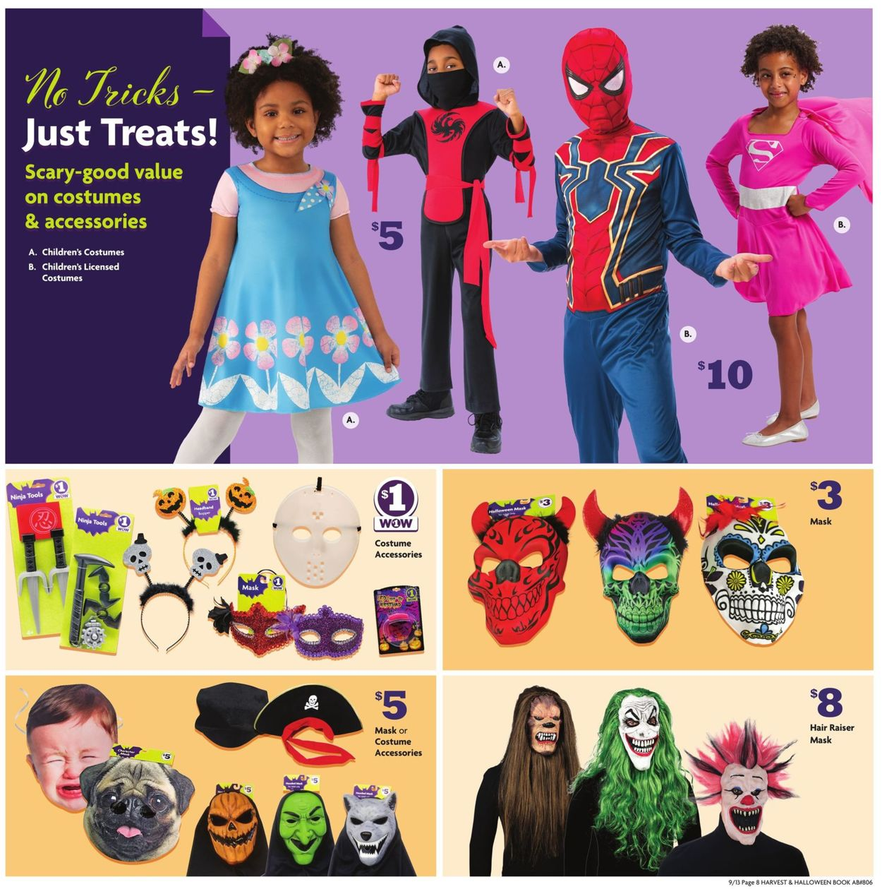 family dollar halloween costumes