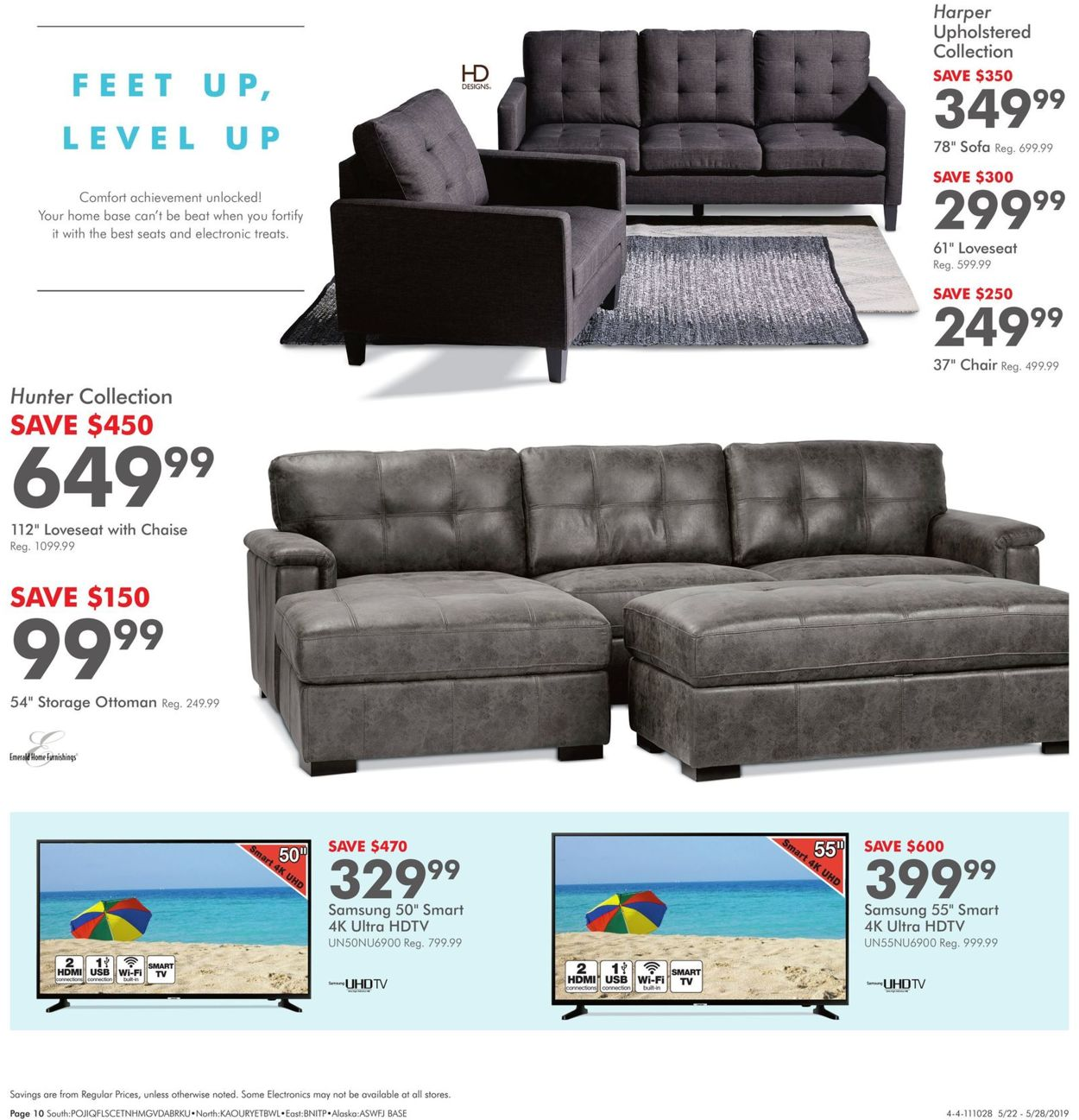 Excellent Fred Meyer Current Weekly Ad 05 22 05 28 2019 10 Customarchery Wood Chair Design Ideas Customarcherynet