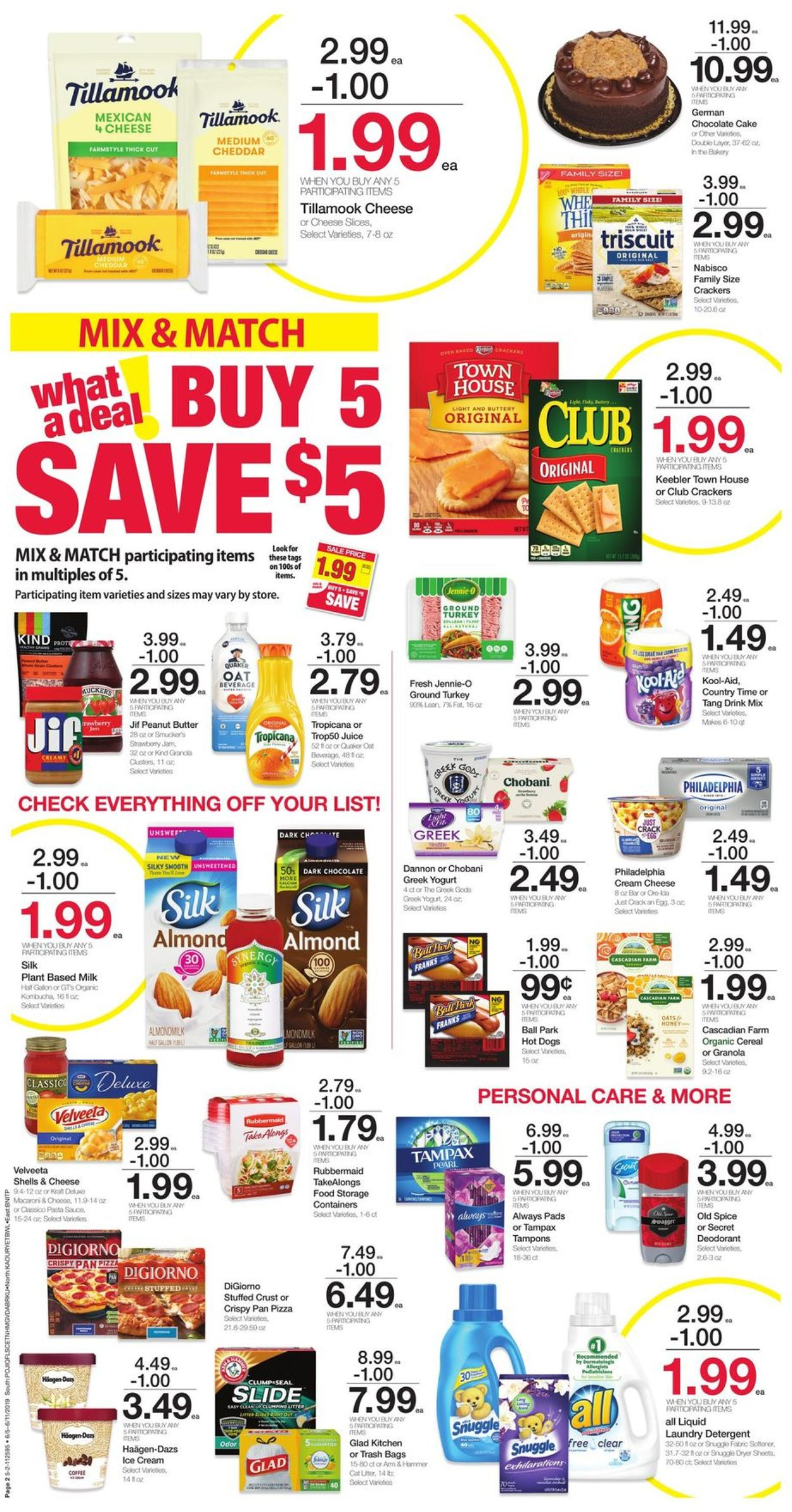 Fred Meyer Current weekly ad 06/05 - 06/11/2019 [3