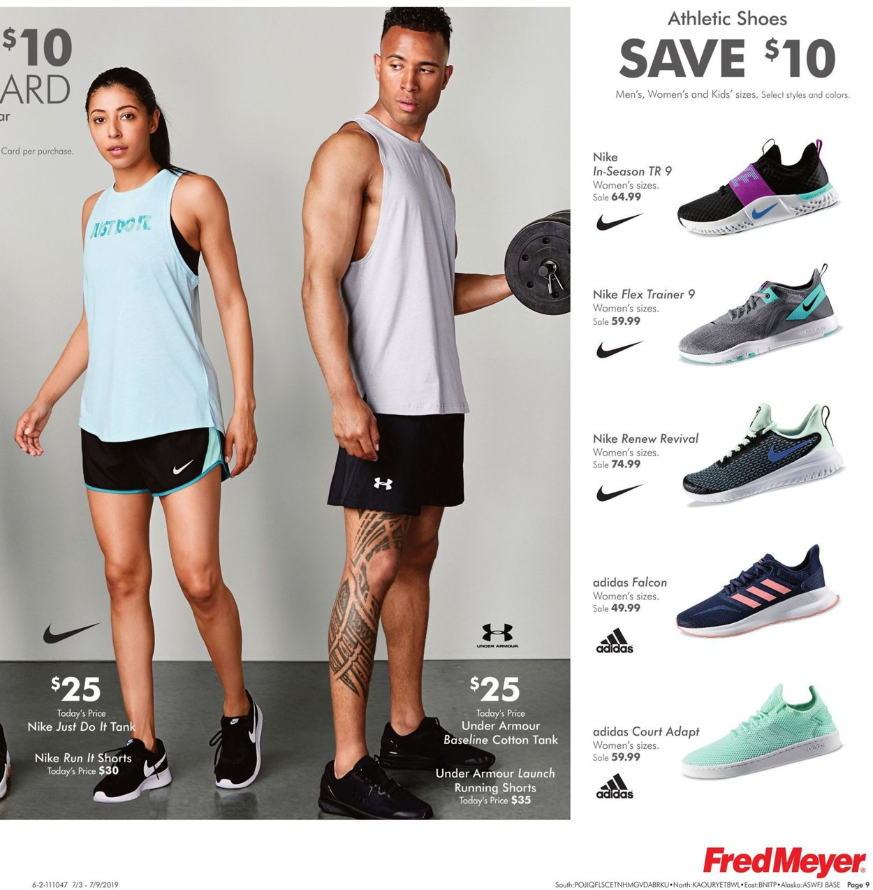 Fred Meyer Current weekly ad 07/03 - 07