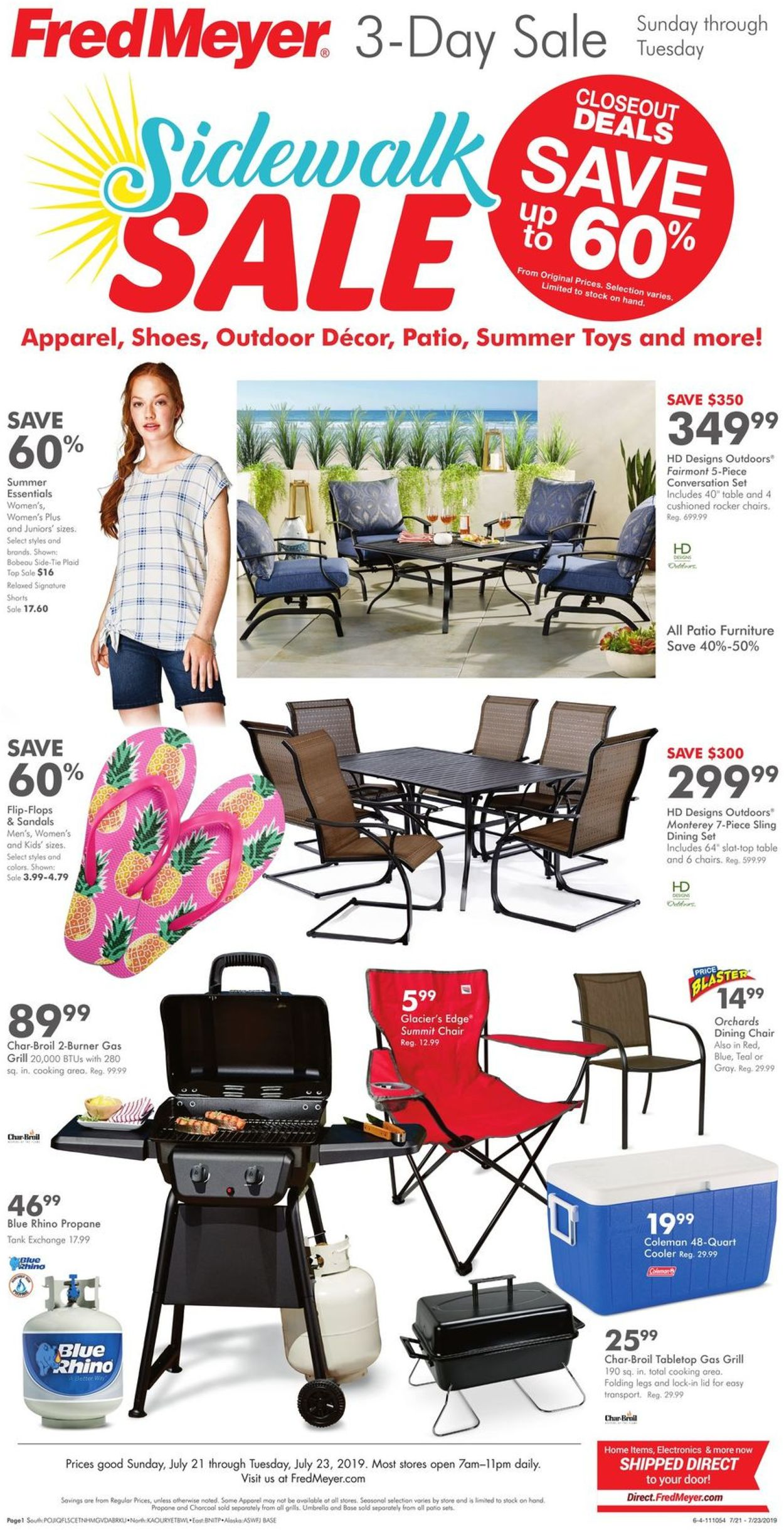Fred Meyer Patio Dining Table - Dining room ideas