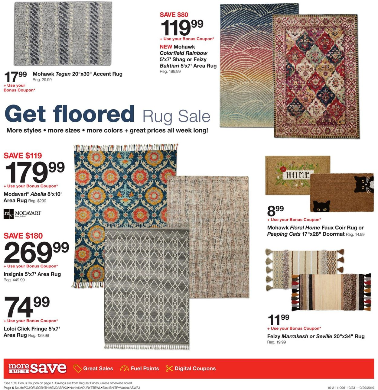 Fred Meyer Cur Weekly Ad 10 23