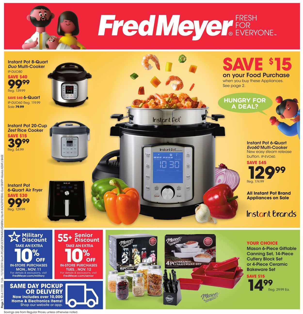 Fred Meyer Cur Weekly Ad 11 06