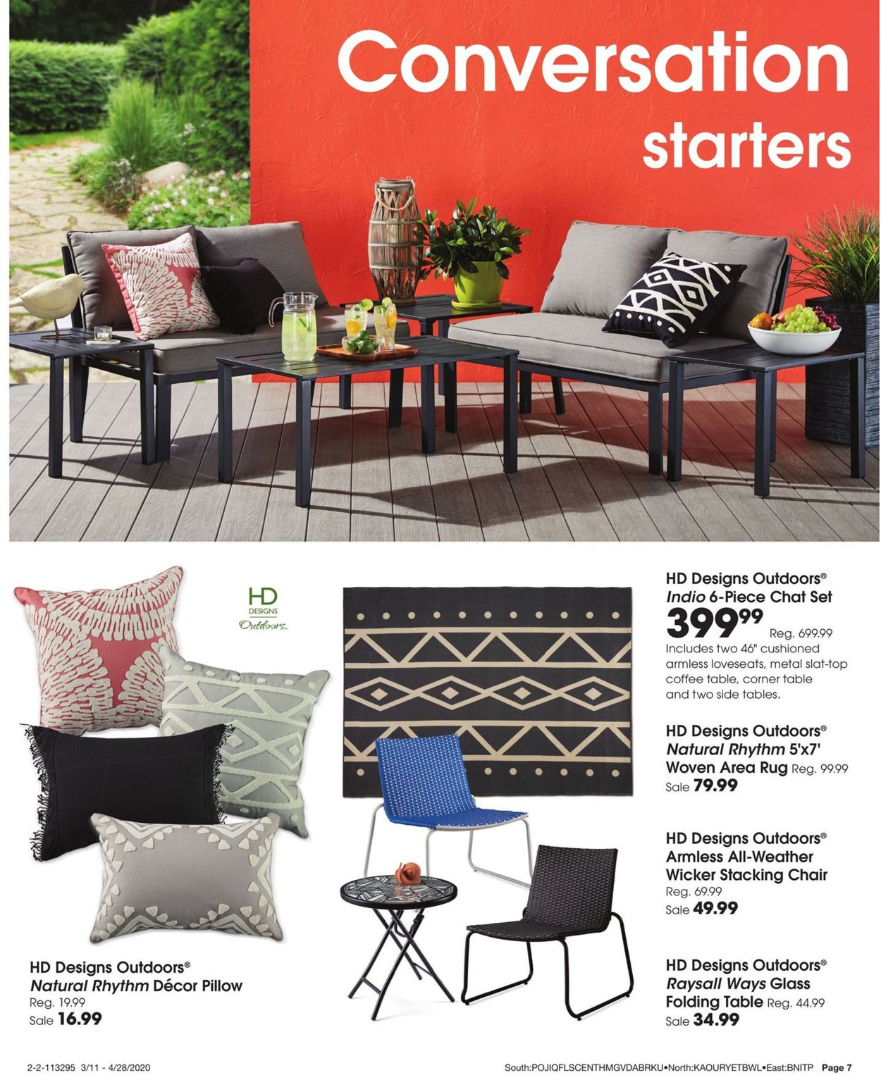 Fred Meyer Cur Weekly Ad 03 11 04