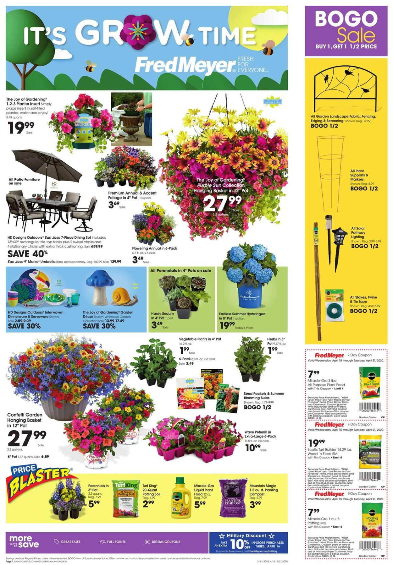 Fred Meyer Cur Weekly Ad 04 15