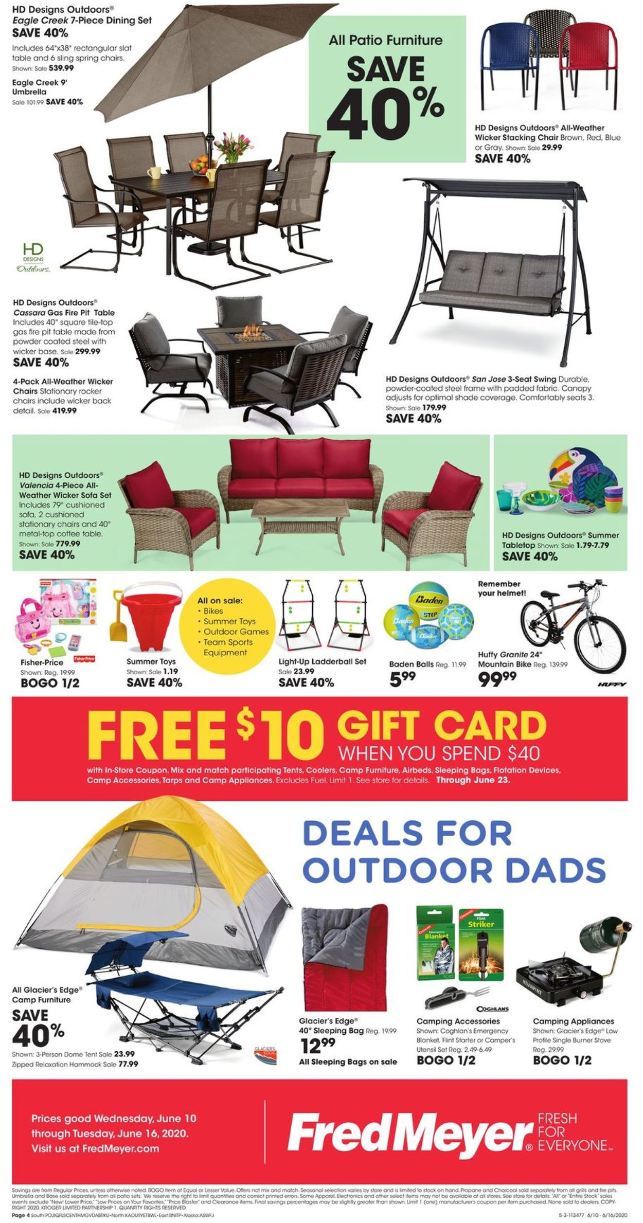 Fred Meyer Current weekly ad 06/10 - 06/16/2020 [4 ...