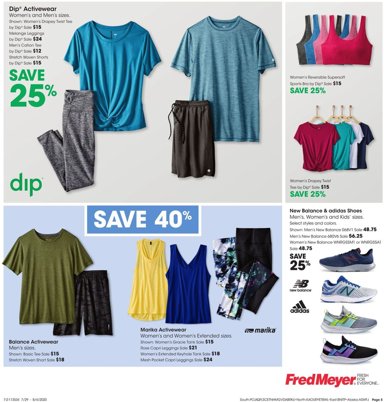 Fred Meyer Current weekly ad 07/29 - 08