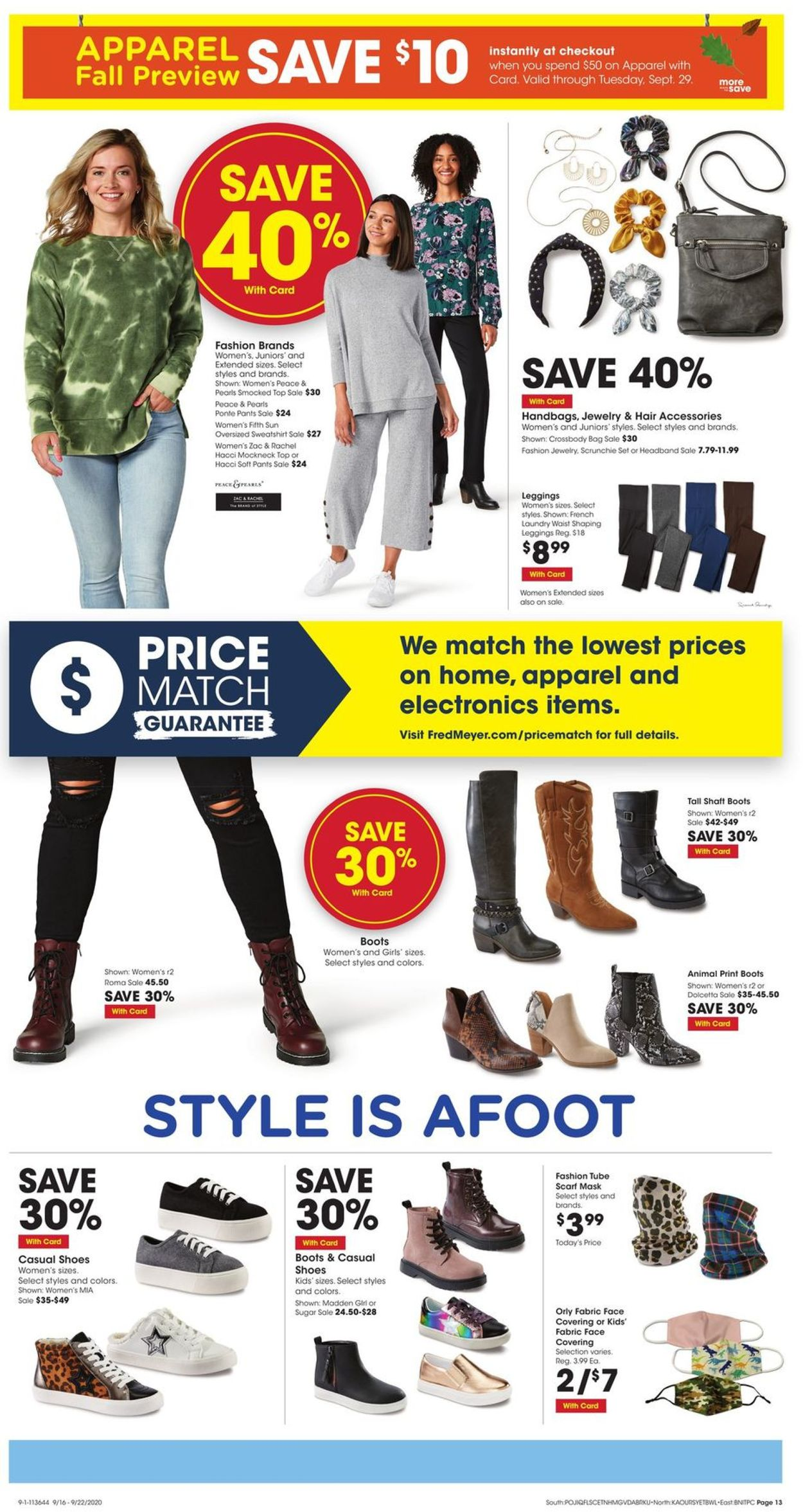 Fred Meyer Current weekly ad 09/16 - 09