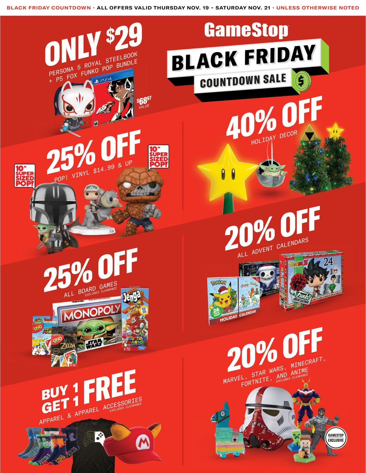 Game Stop Black Friday 2020 Current Weekly Ad 11 19 11 21 2020 Frequent Ads Com