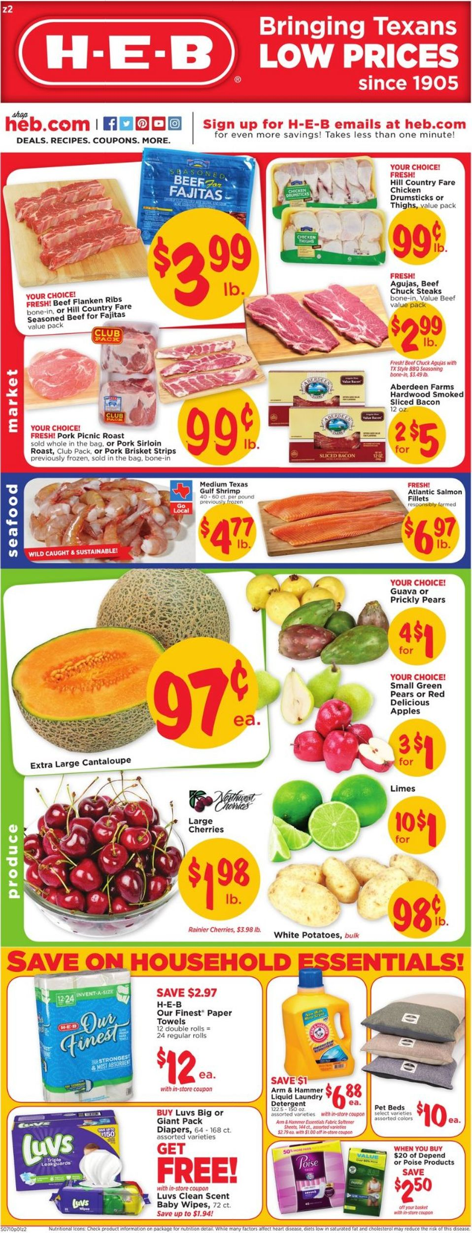 H-E-B weekly-ad