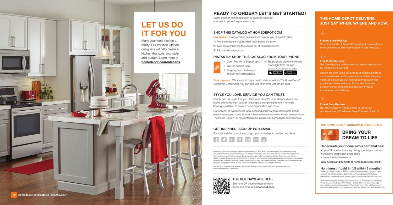 Home Depot Current Weekly Ad 10 14 12 29 2019 36