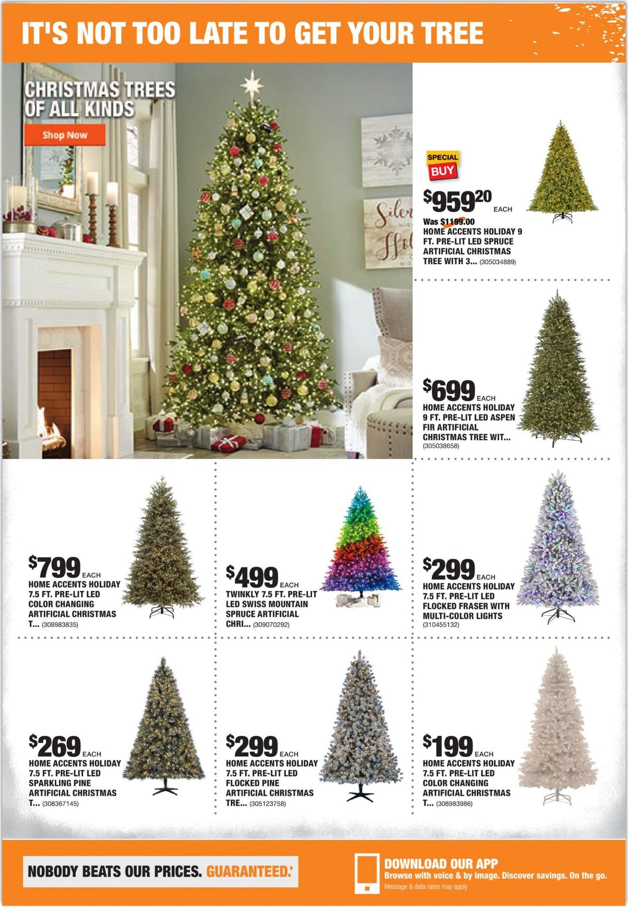 Home Depot Christmas Ad 2019 Current Weekly Ad 12 12 12
