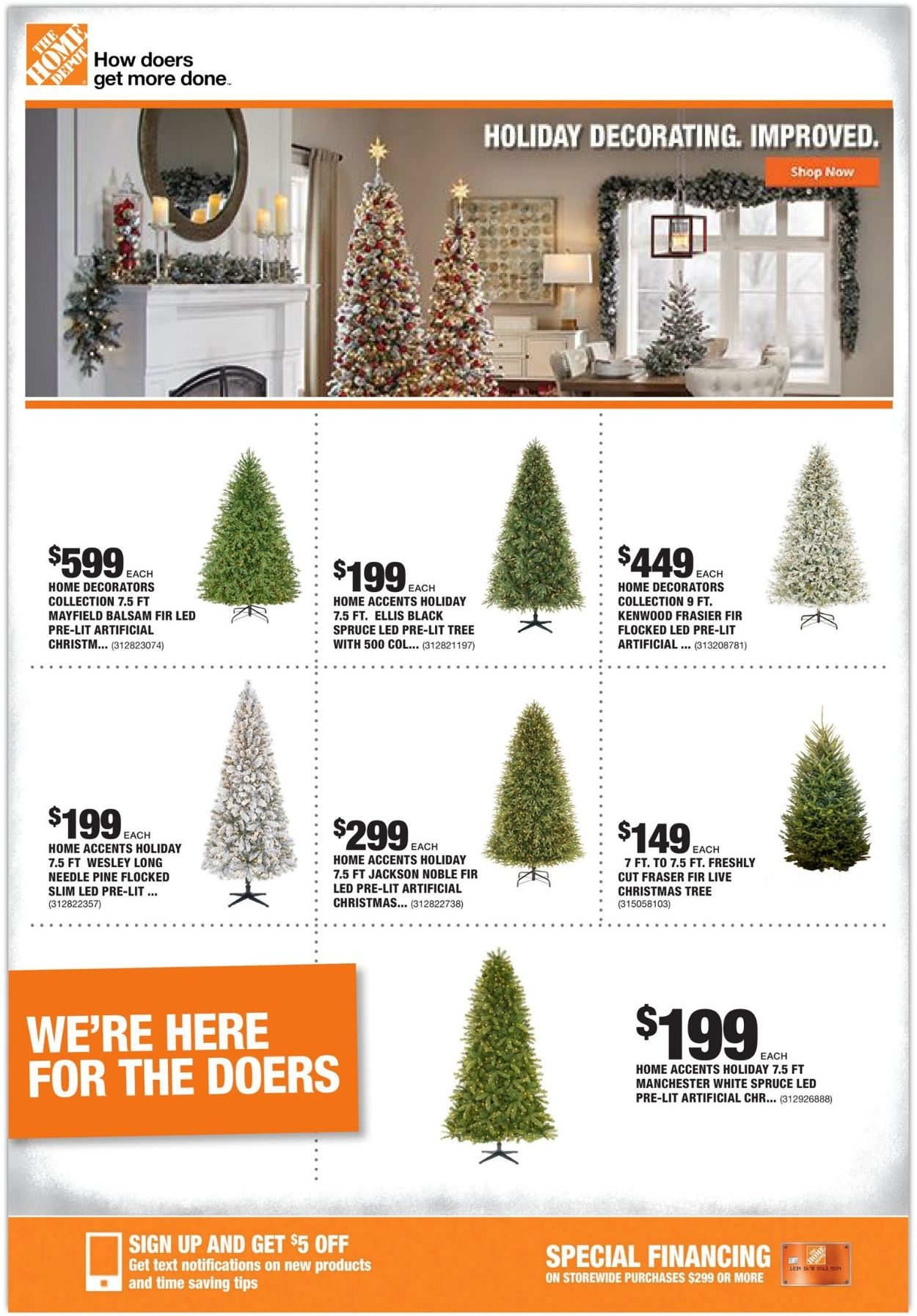 Home Depot Holiday 2020 Current Weekly Ad 11 05 11 08 2020 Frequent Ads Com