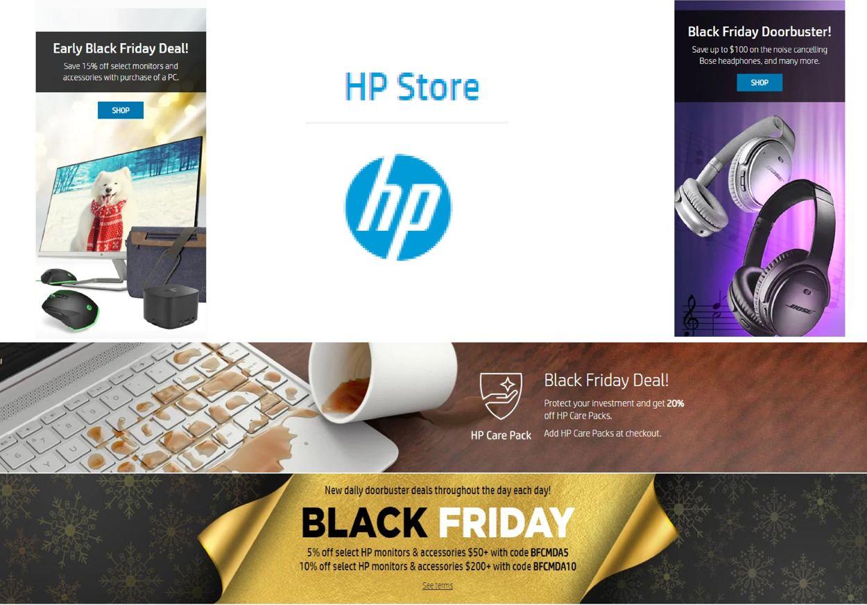 Catalogue HP - Black Friday 2020 from 11/21/2020