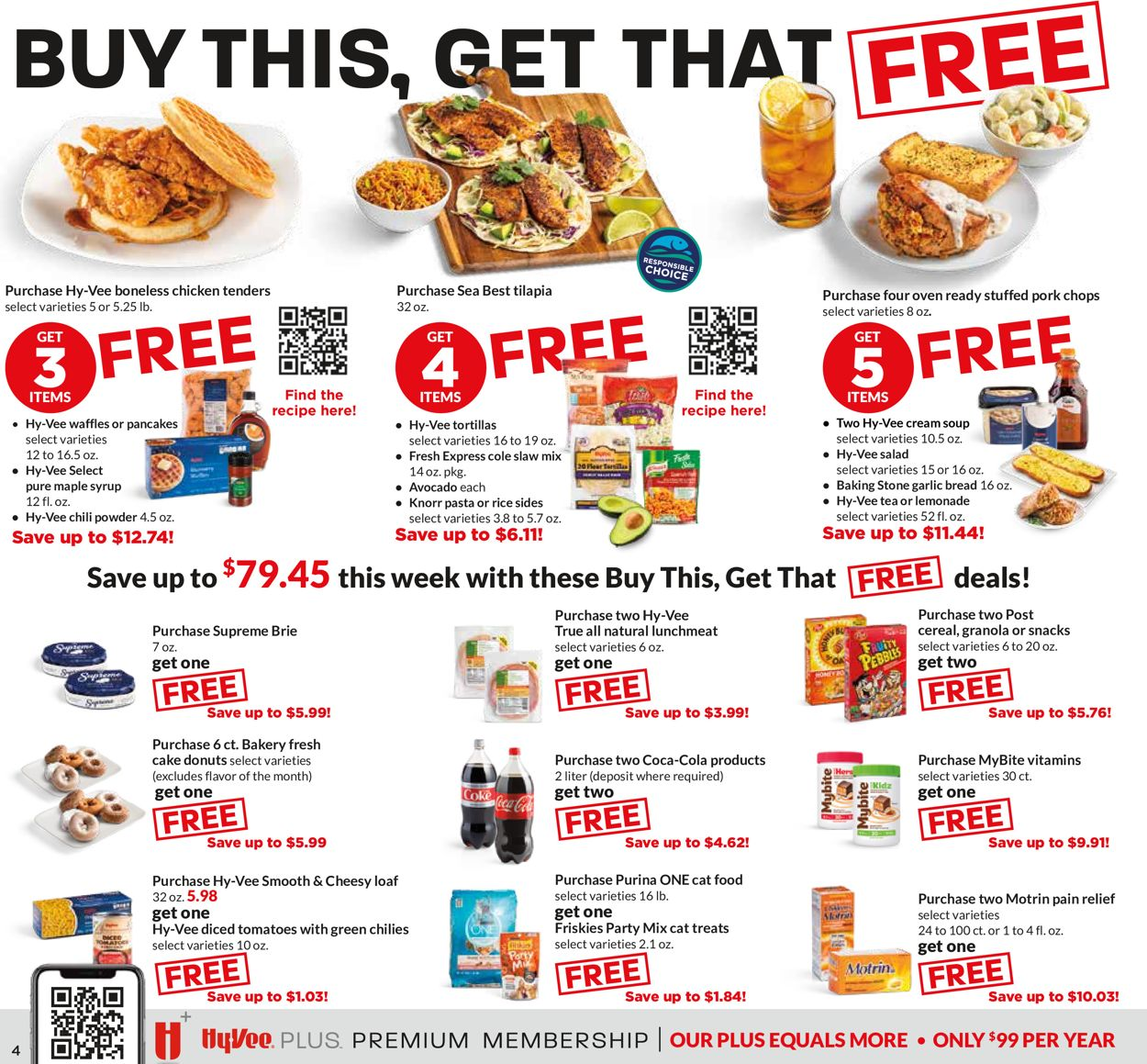 Hyvee Current Weekly Ad 02 24 03 02 2021 4 Frequent Ads Com
