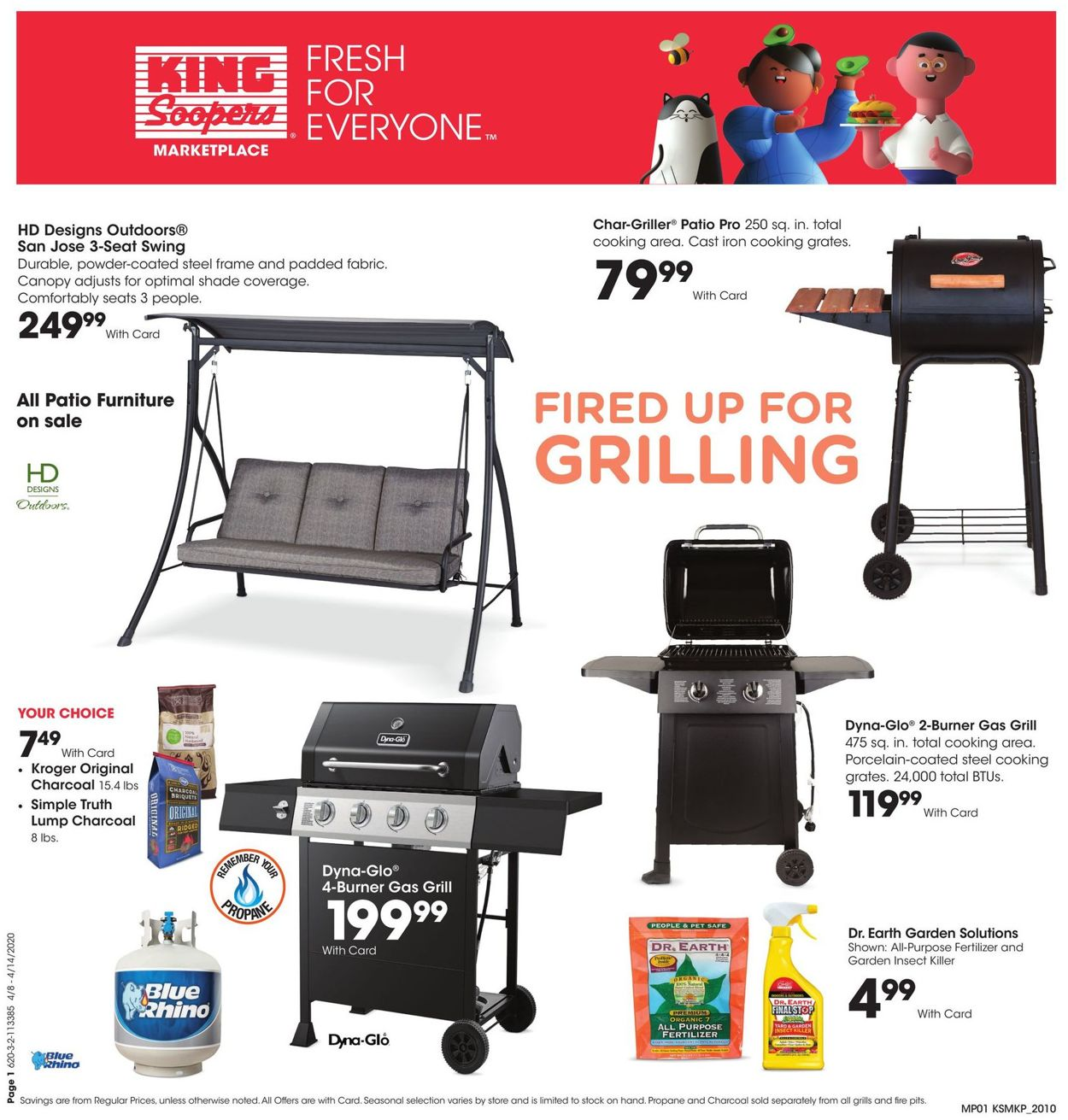 king soopers current weekly ad 04 08