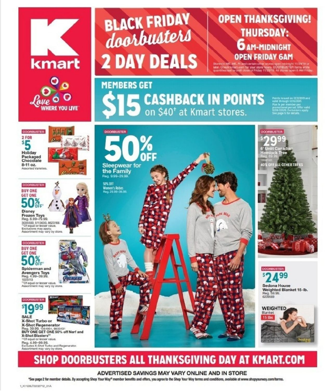 Kmart Black Friday Ad 2019 Current Weekly Ad 11 28 12 01 2019 Frequent Ads Com