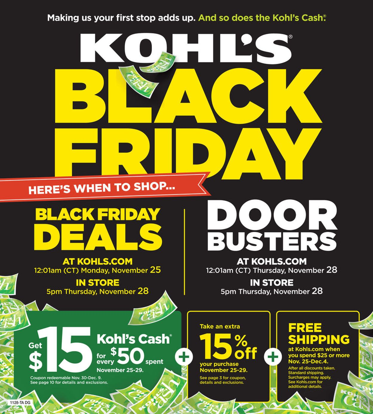Kohl S Black Friday Ad 2019 Current Weekly Ad 11 25 11