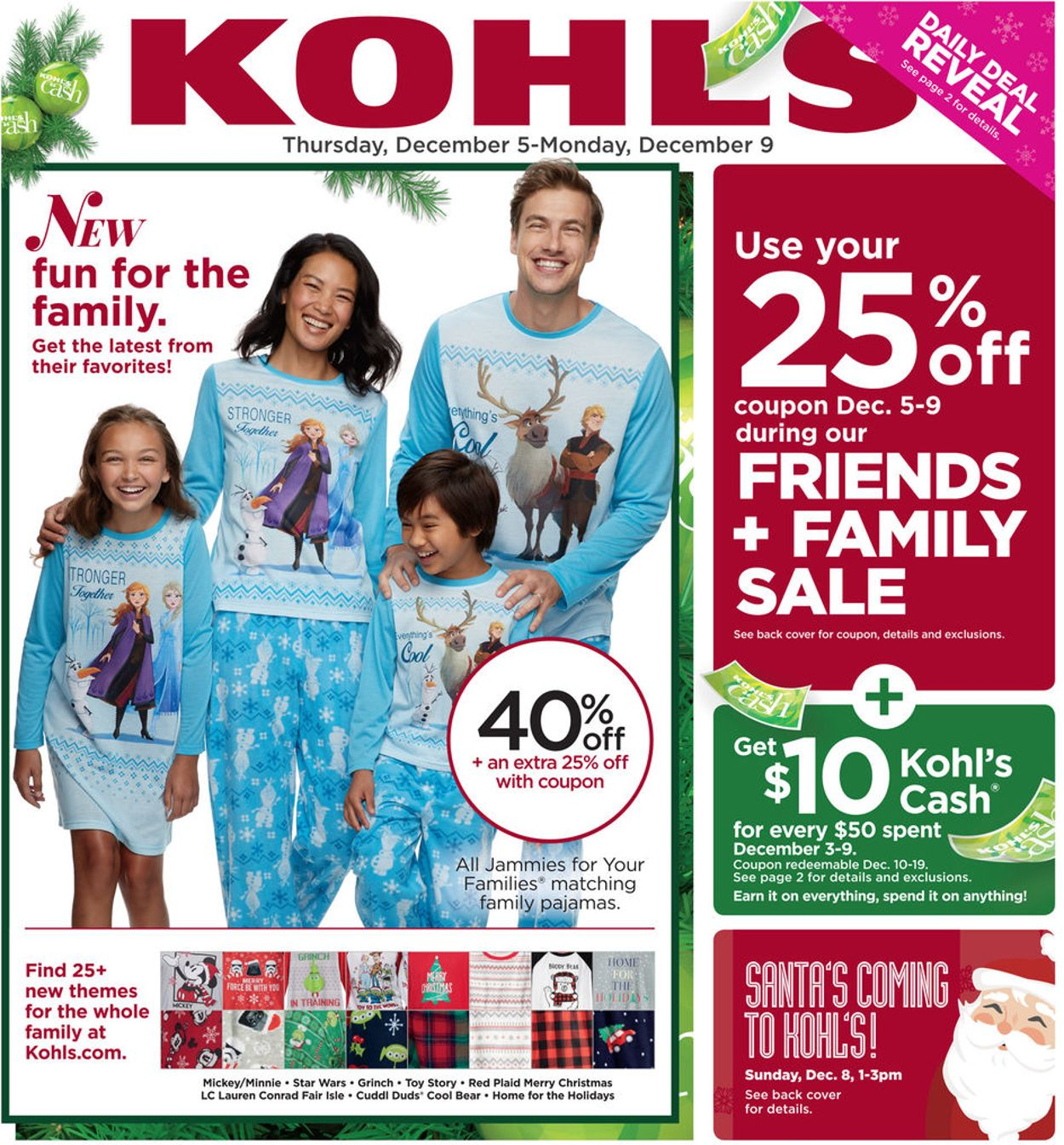 Kohl S Holiday Ad 2019 Current Weekly Ad 12 05 12 09 2019 Frequent Ads Com
