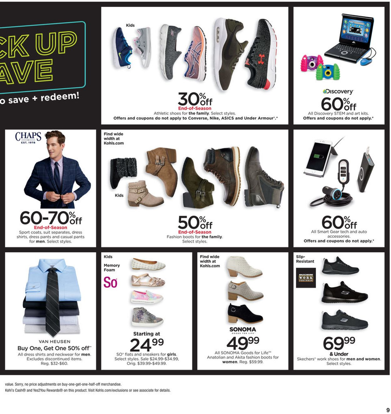 Kohl's Current weekly ad 12/26 - 12/31