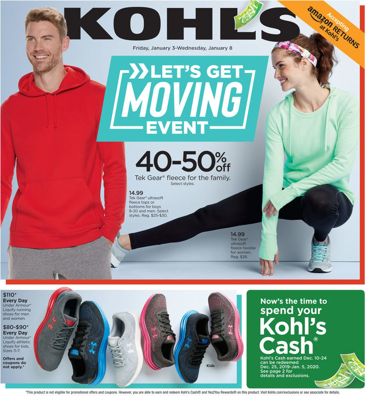Current weekly ad 01/03 - 01/08/2020
