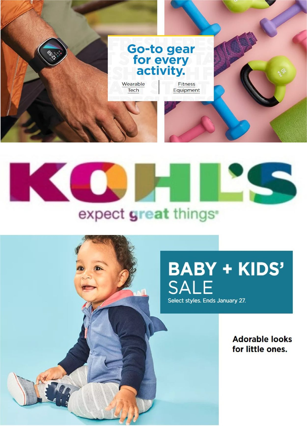 Kohl's weekly-ad