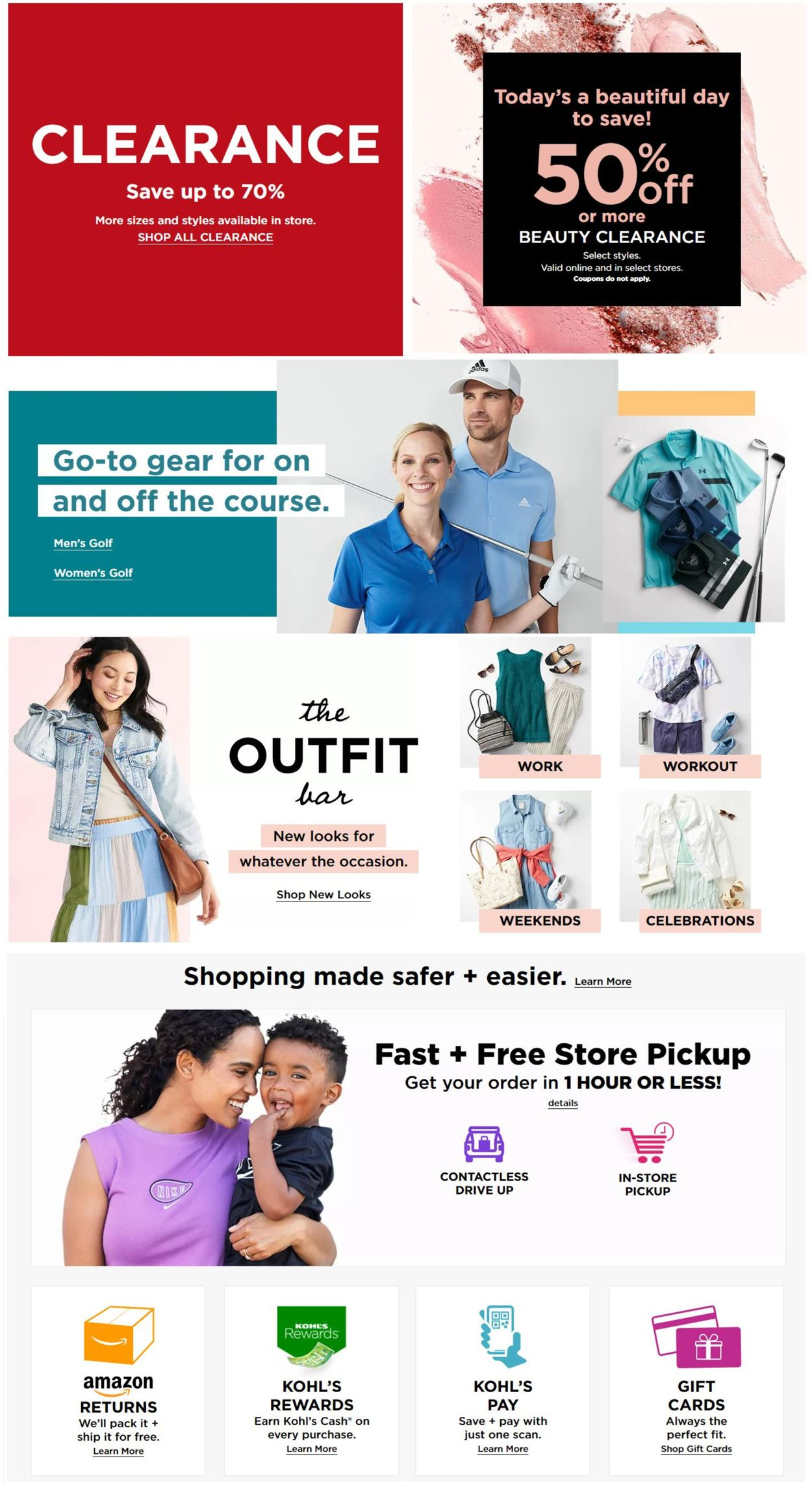 Catalogue Kohl's from 06/18/2021