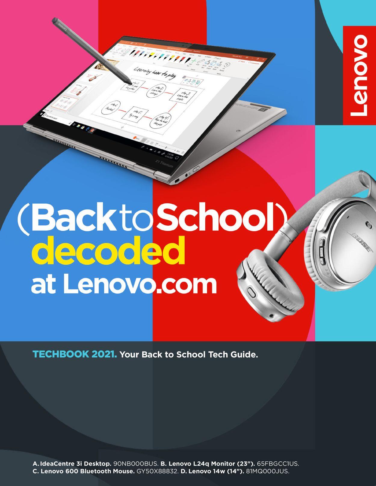 Lenovo weekly-ad
