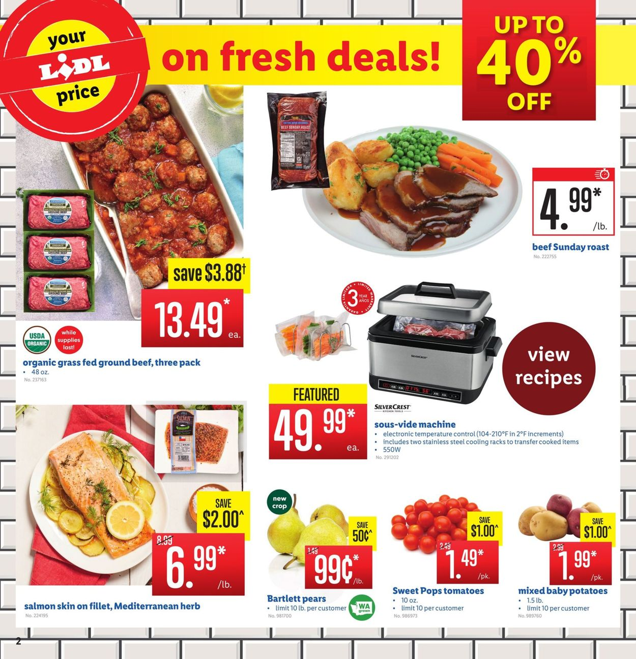 Lidl Black Friday Deals 2019 Current Weekly Ad 11 27 12 03 2019 2 Frequent Ads Com