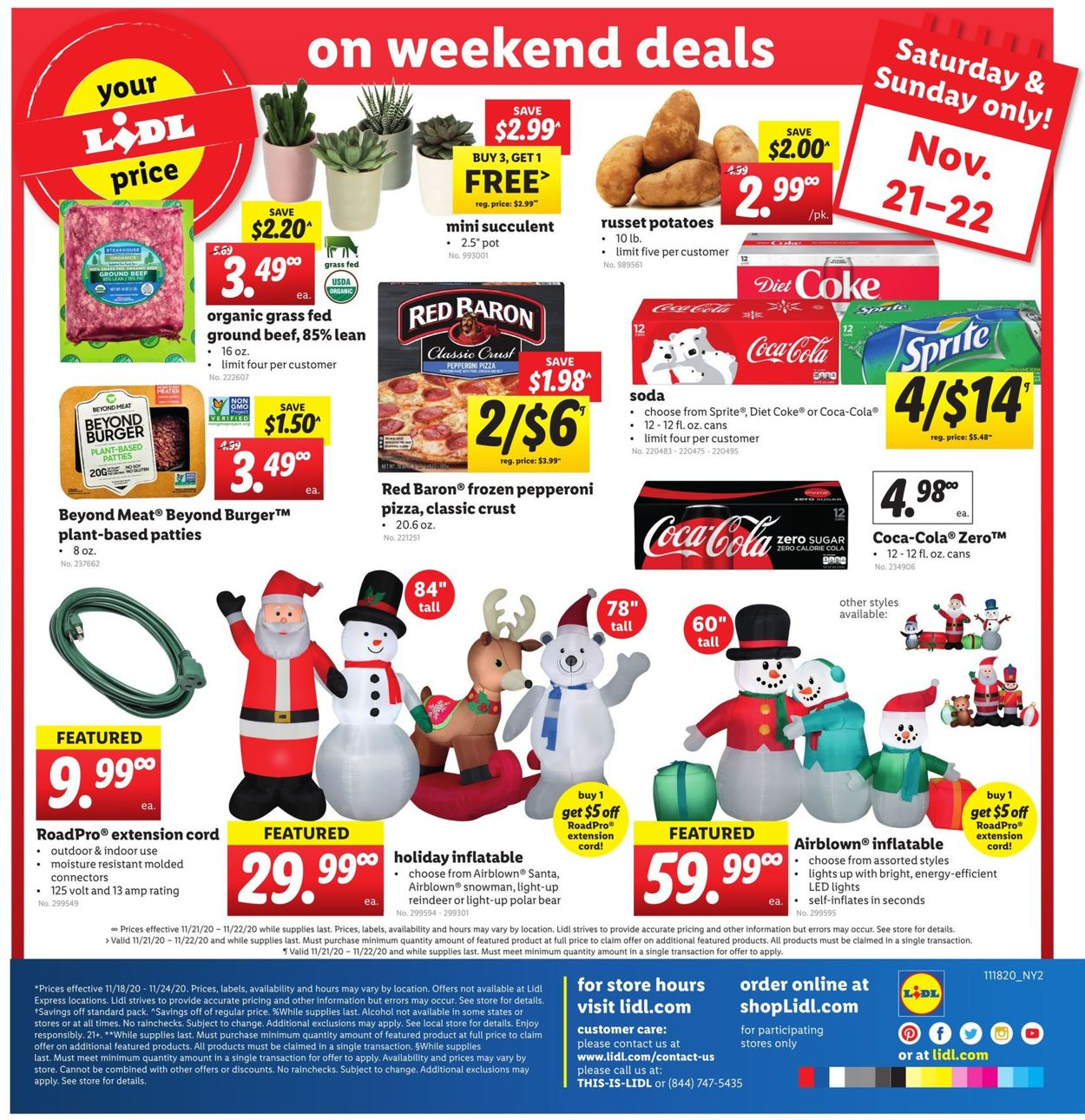 Lowes Led Christmas Lights 11-24-2020 Lidl Current weekly ad 11/18   11/24/2020 [25]   frequent ads.com