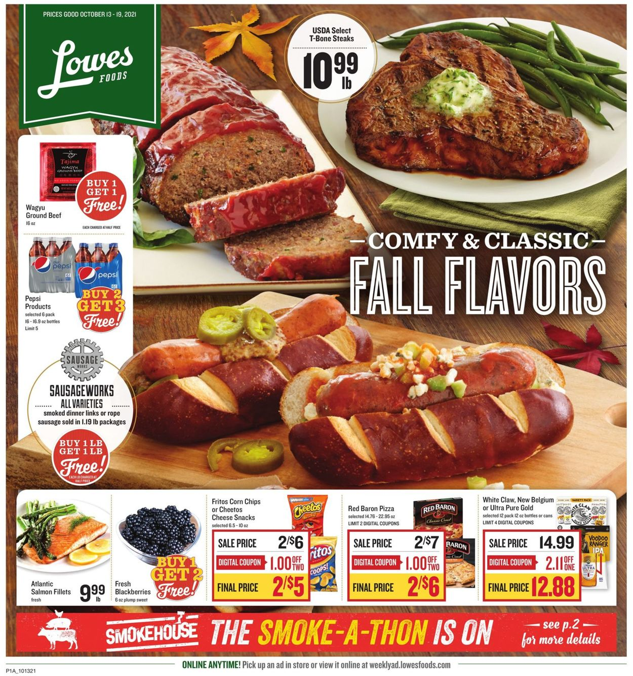 Lowes Foods weekly-ad