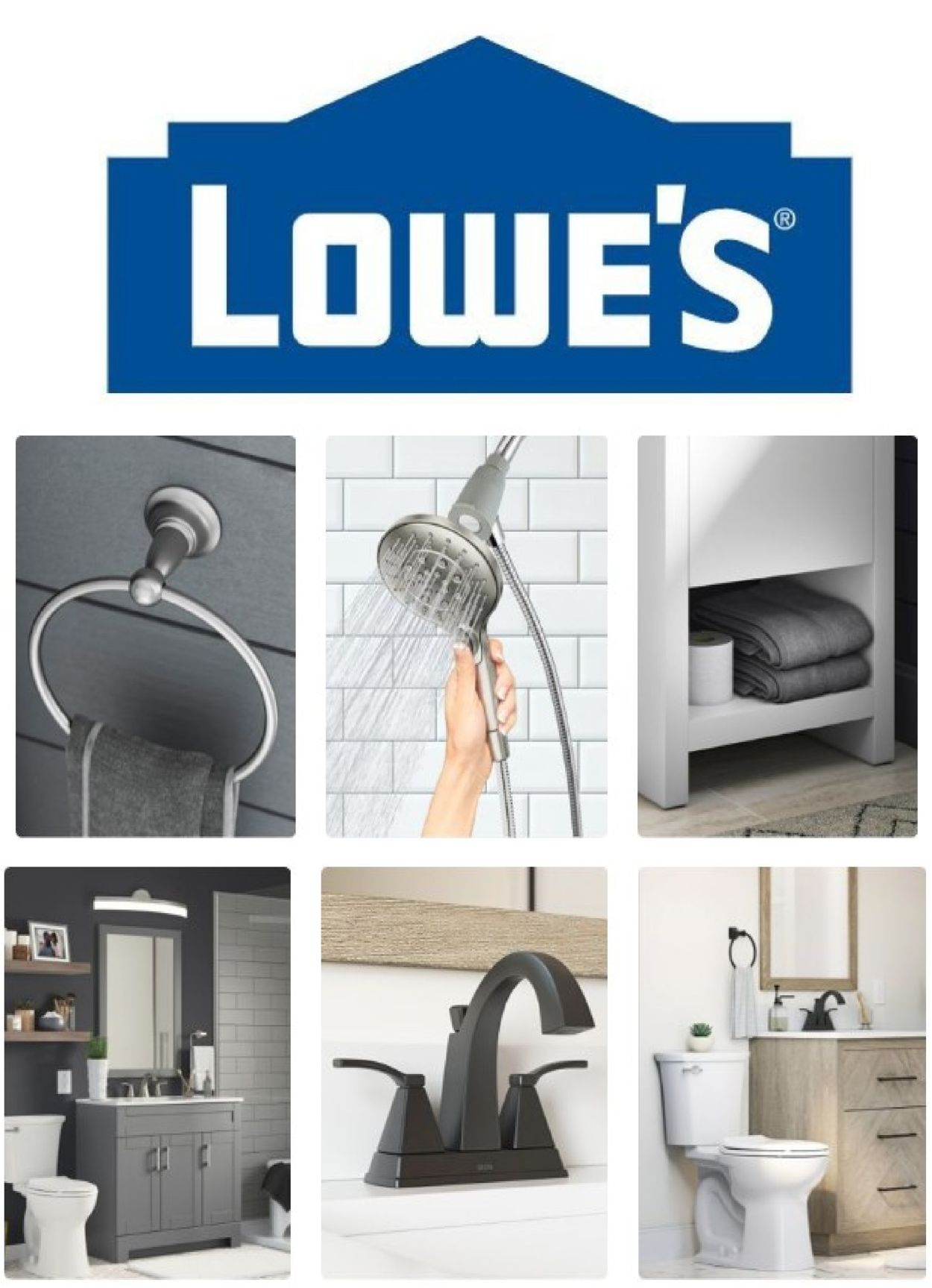 Catalogue Lowe's from 01/07/2021