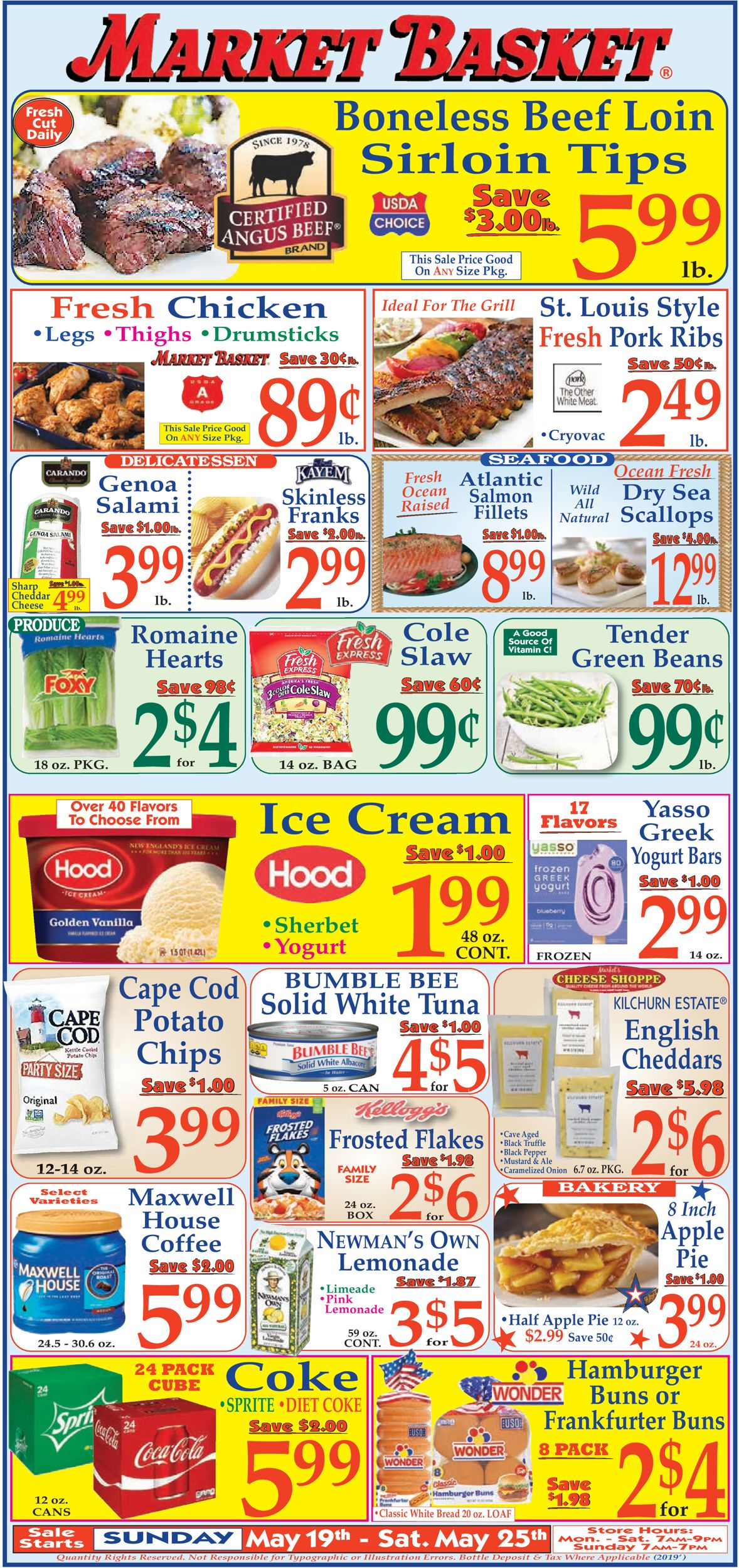 Market Basket Current weekly ad 05/19 - 05/25/2019 - frequent-ads.com