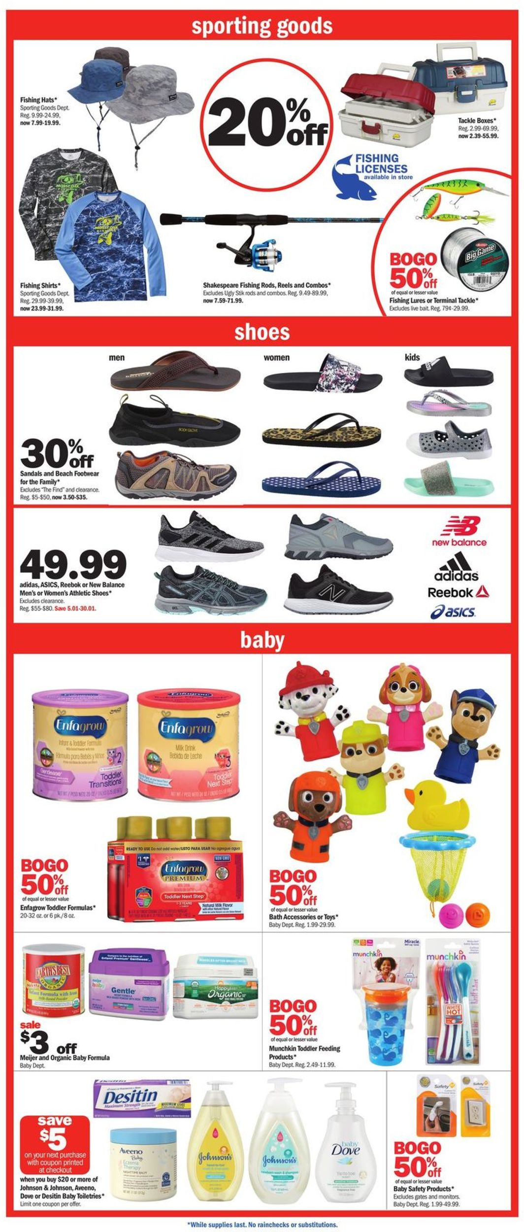 Meijer Current weekly ad 06/02 - 06/08