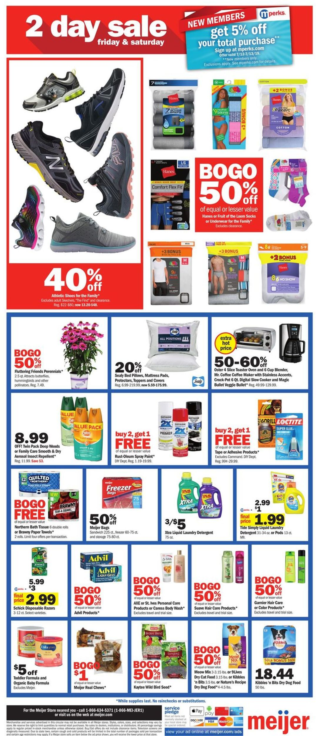weekly ad 07/12 - 07/13/2019