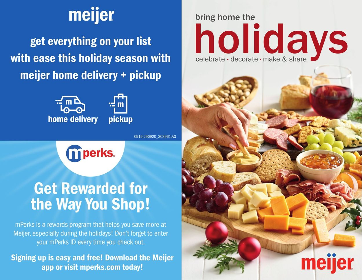Best Meal Delivery Service 2020.Meijer Current Weekly Ad 12 01 01 04 2020 Frequent Ads Com