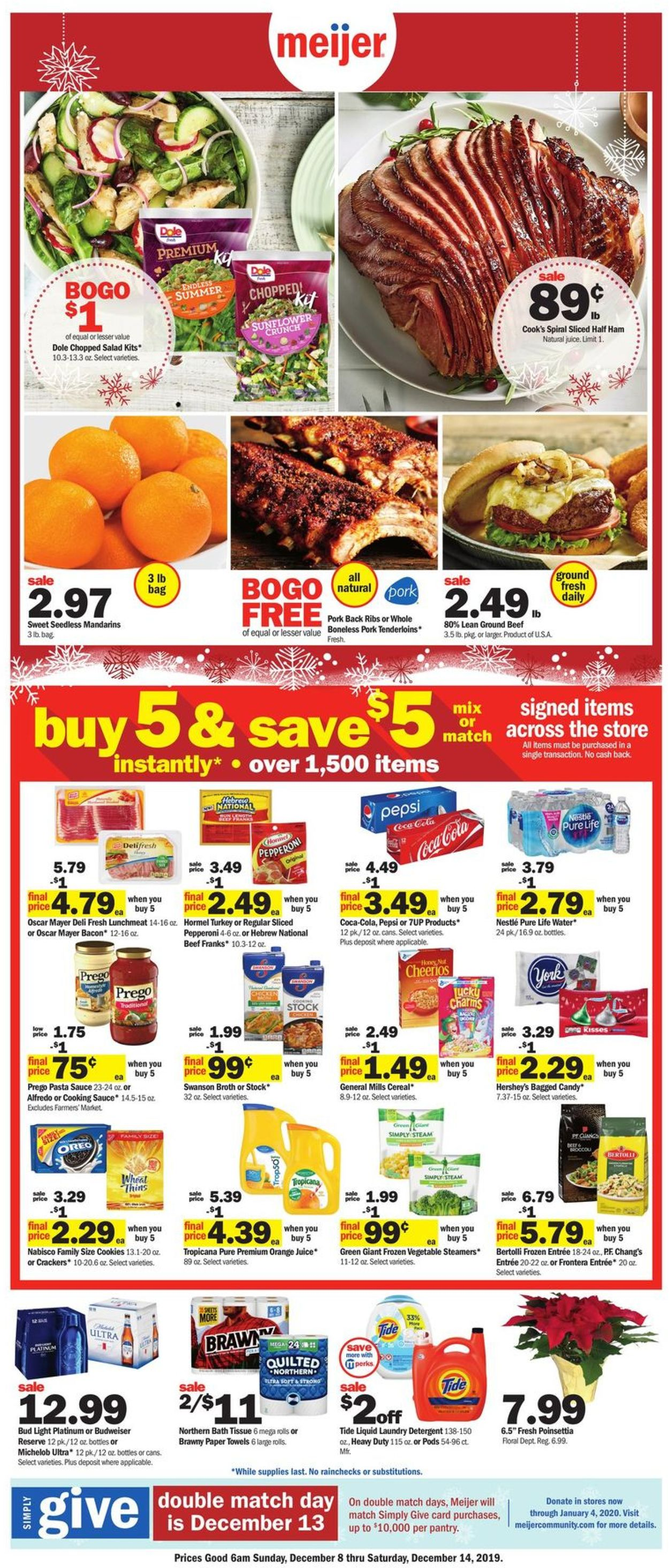 Catalogue Meijer from 12/08/2019