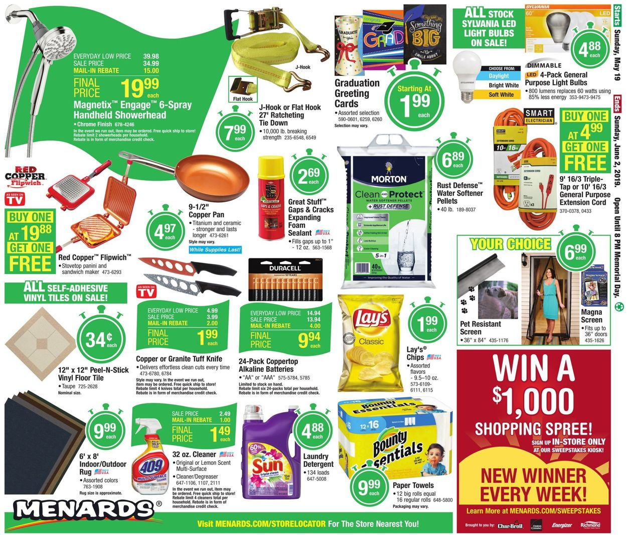 Menards Current weekly ad 05/19 - 06/02/2019 [45] - frequent