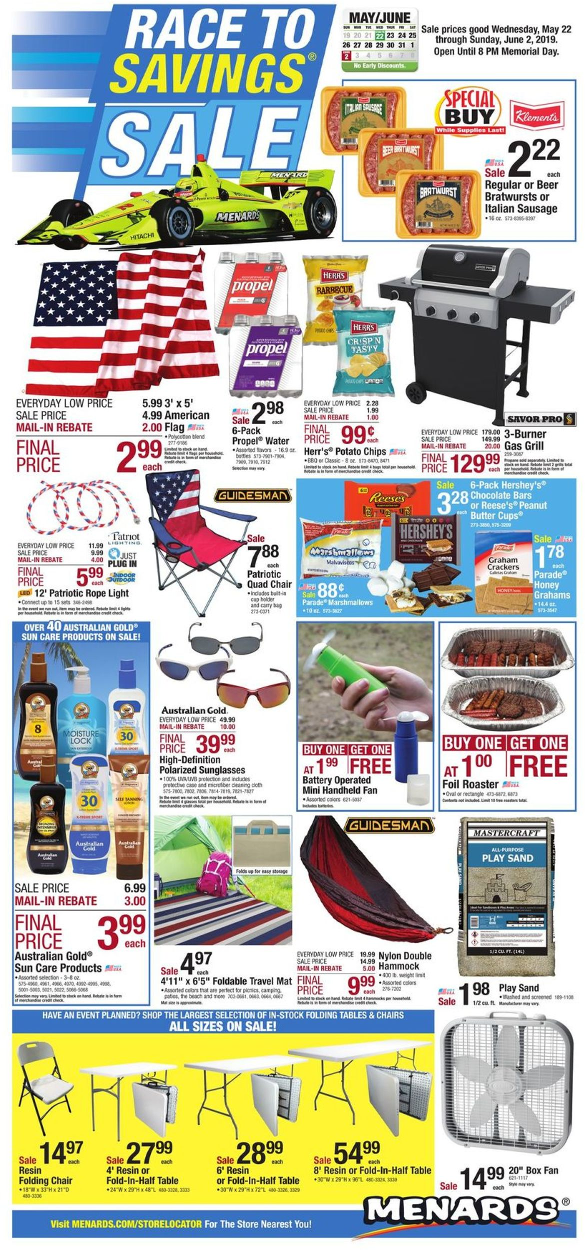 Menards Current Weekly Ad 05 22 06 02 2019 Frequent Ads Com