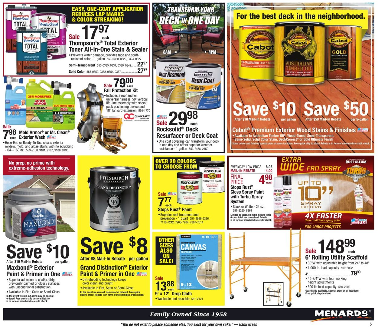 Menards Current weekly ad 06/02 - 06/09/2019 [7] - frequent-ads com