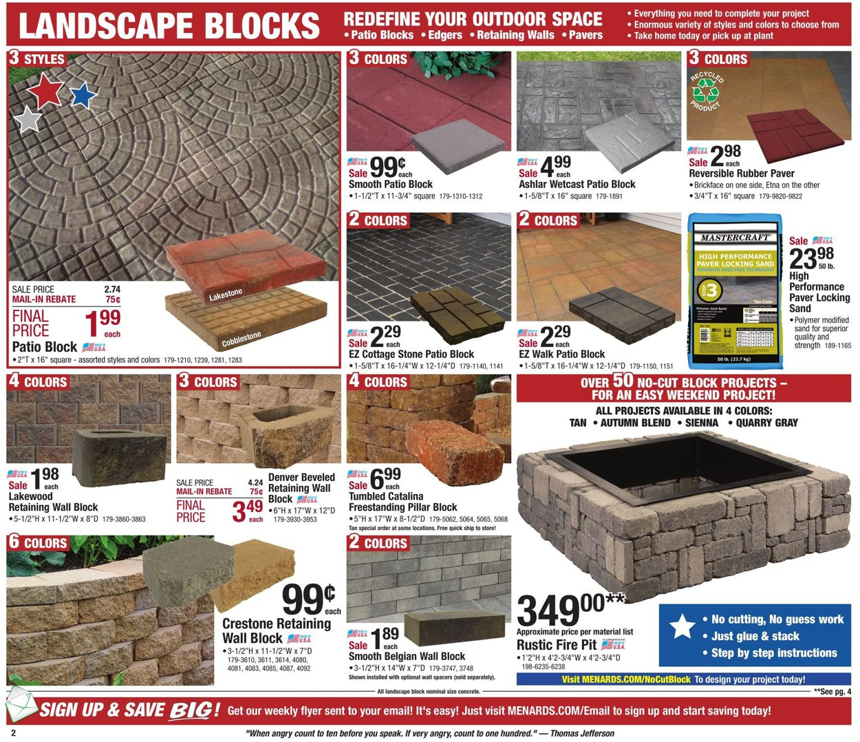 Menards Current weekly ad 06/23 - 07/06/2019 [4] - frequent-ads com