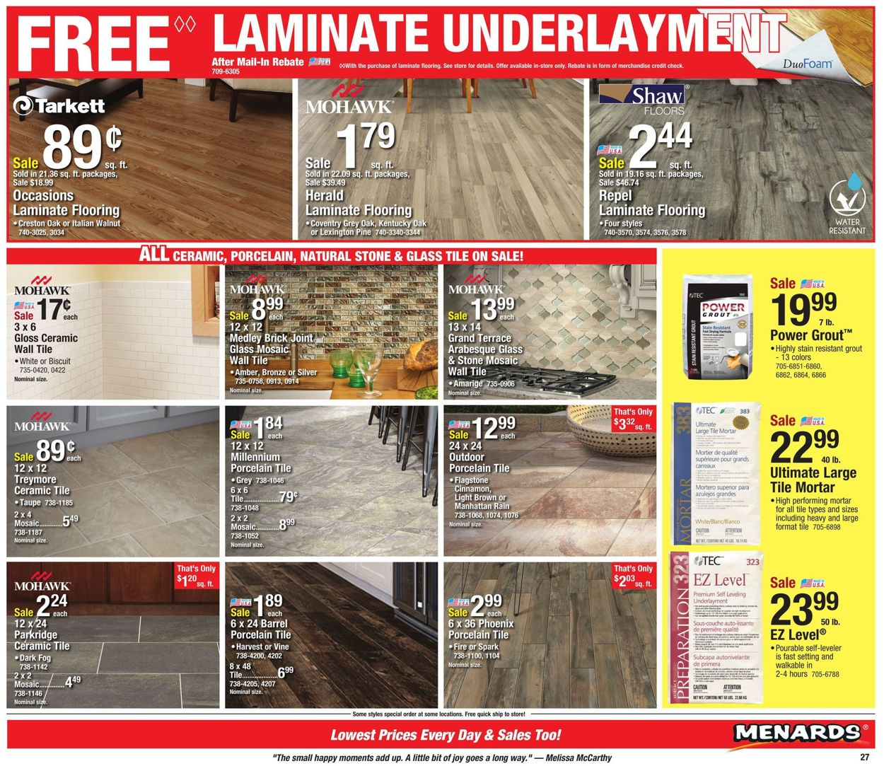 Menards Current Weekly Ad 07 21 08 03 2019 29