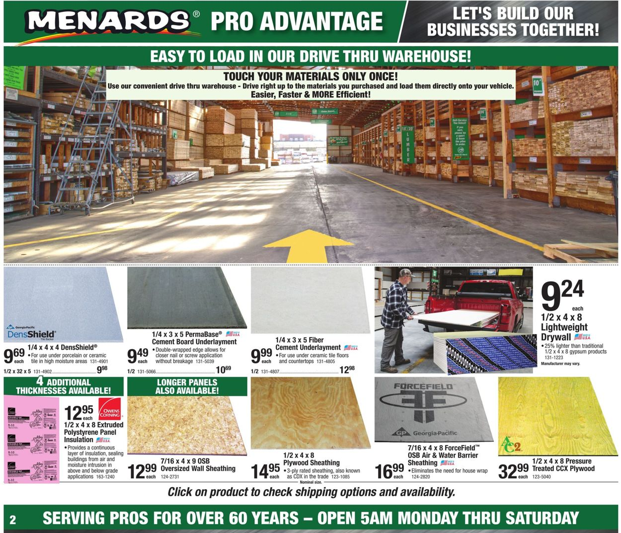 Menards Current weekly ad 07/28 - 08/03/2019 [2] - frequent
