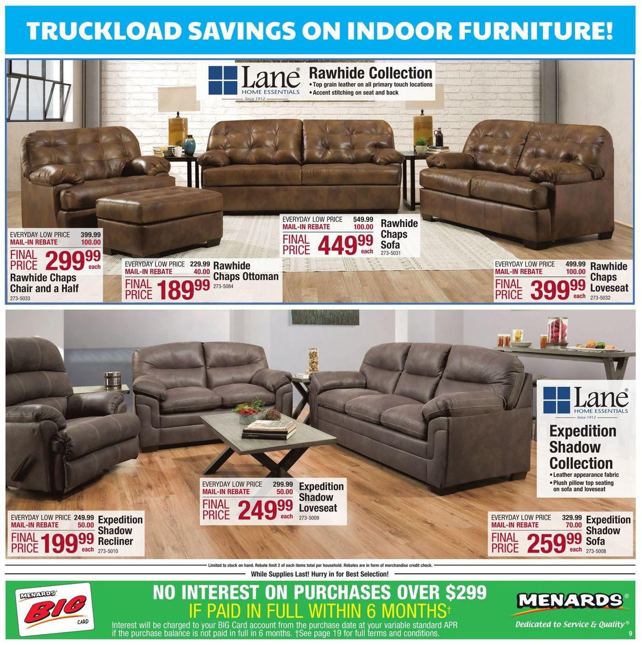 Menards Labor Day Hours Design Corral, Menards Living Room Furniture