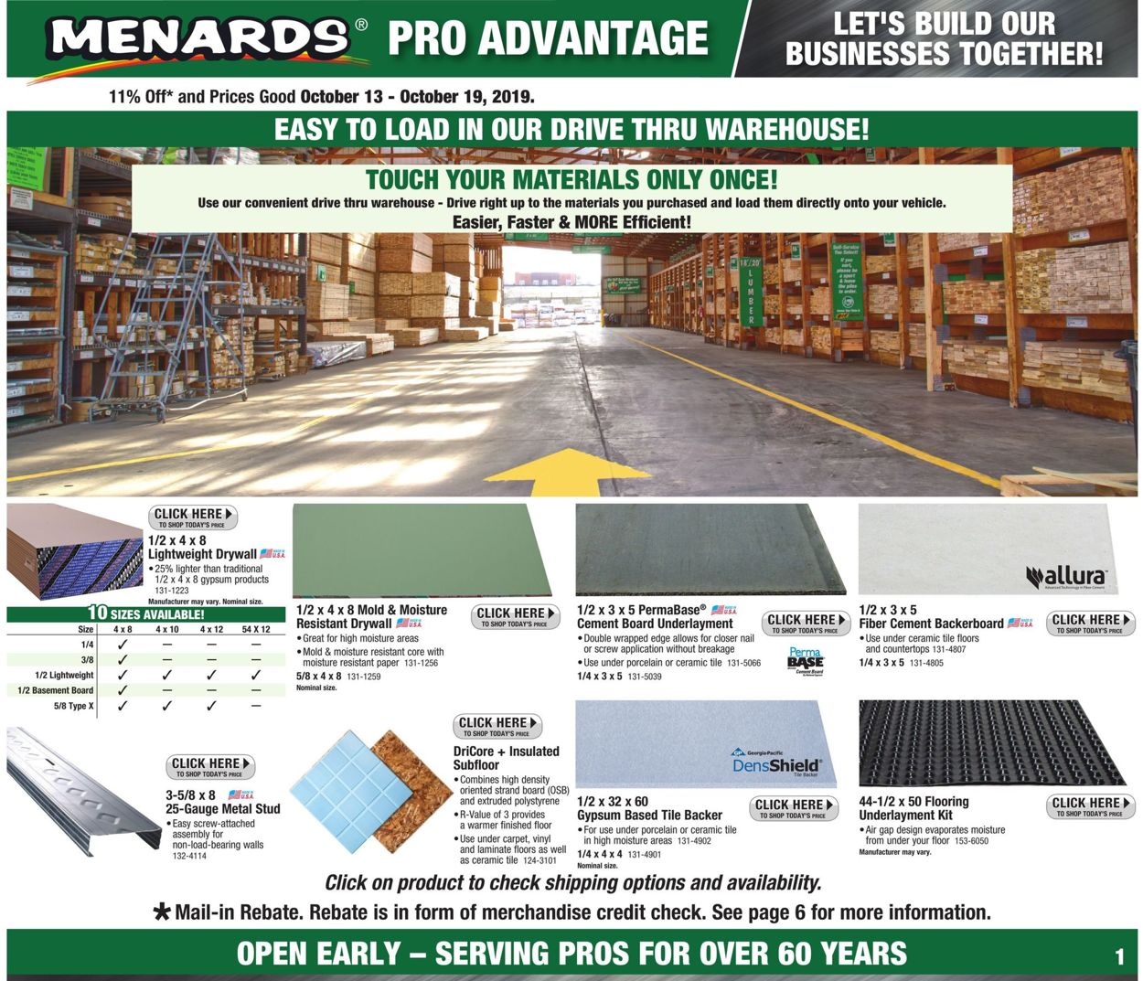 Menards Current Weekly Ad 10 13 10 19 2019 Frequent Ads Com