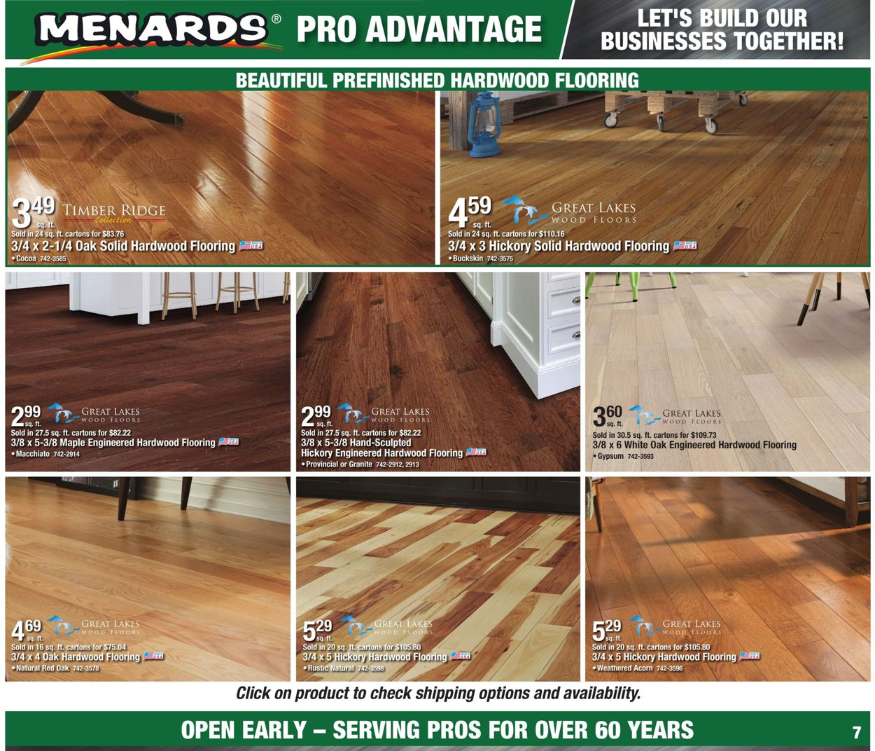 Menards Current Weekly Ad 11 24 12 07 2019 10 Frequent Ads Com