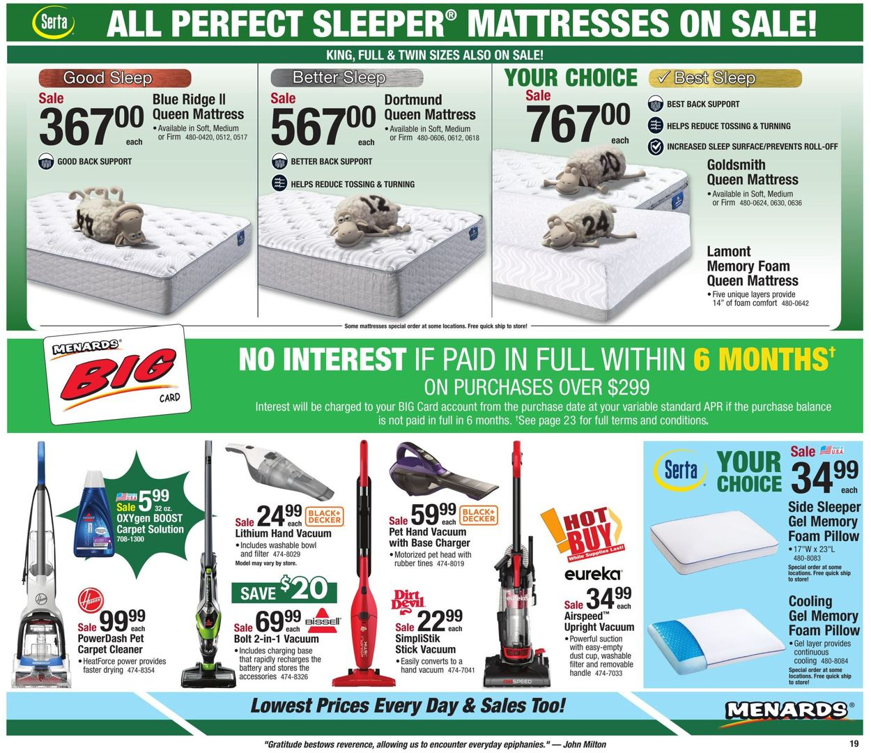 Menards Christmas Sale Ad 2019 Current Weekly Ad 12 15