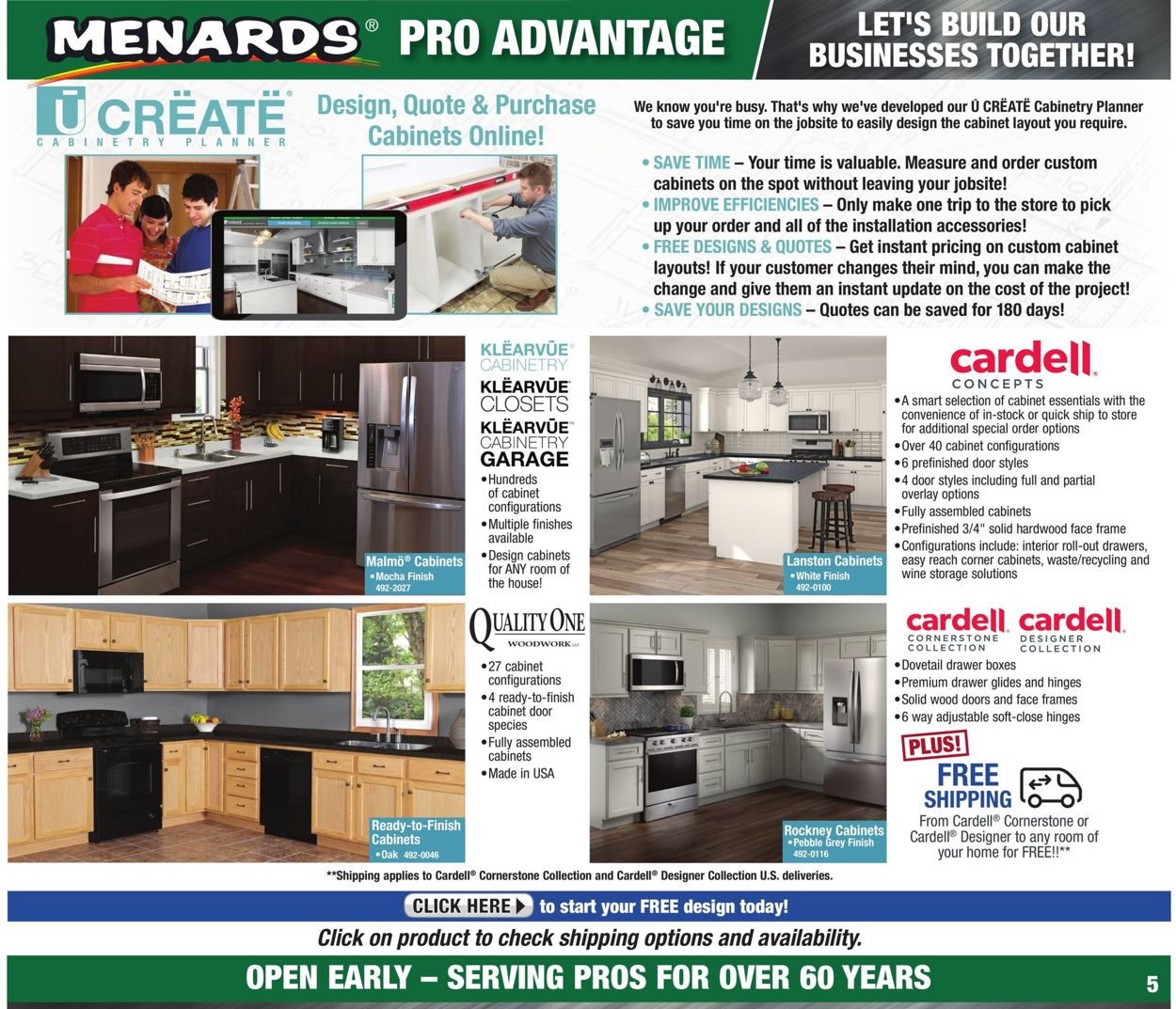 Menards Current Weekly Ad 12 22 01 04 2020 6 Frequent Ads Com
