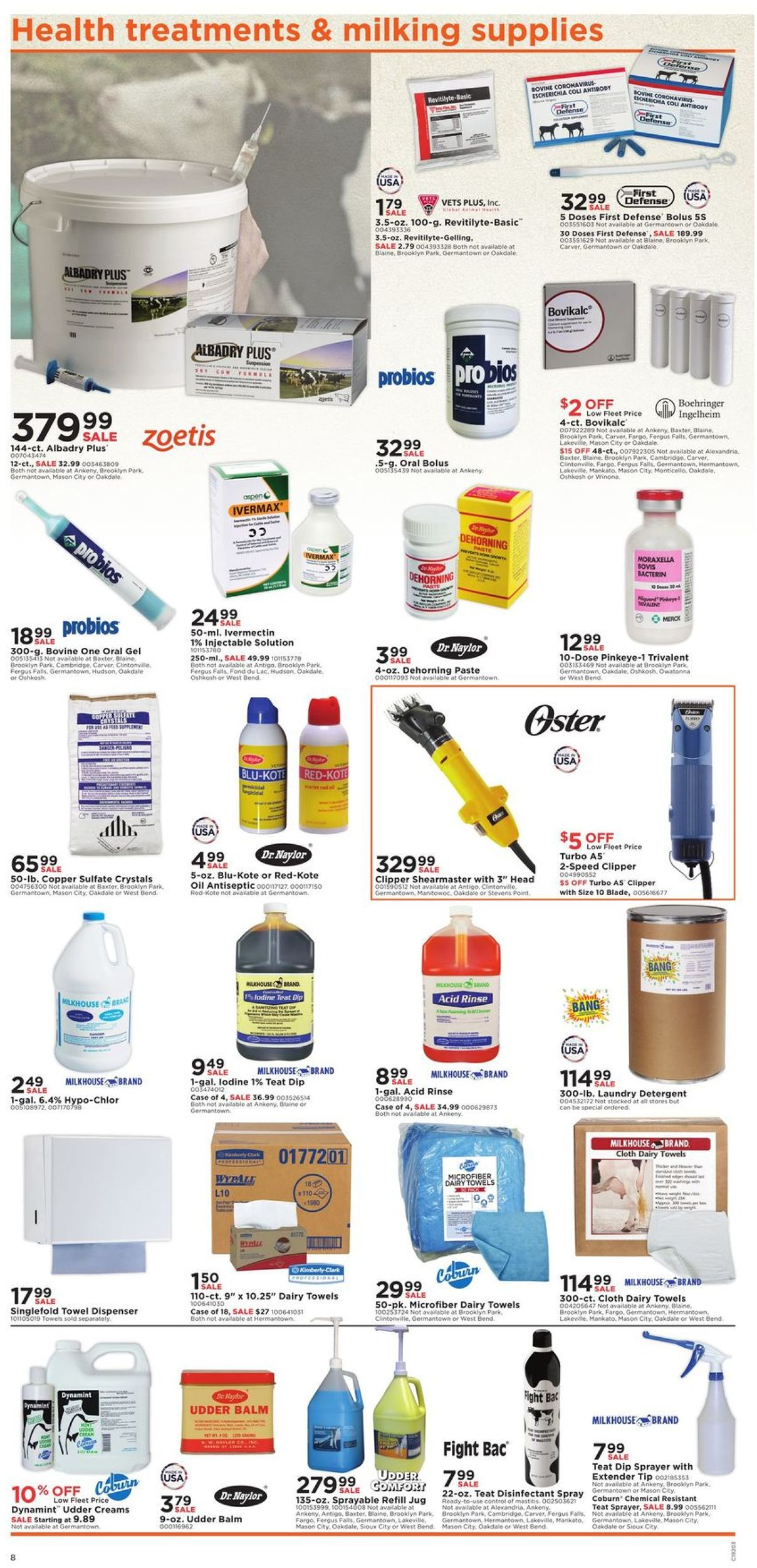 Mills Fleet Farm Current Weekly Ad 05 10 05 25 2019 8 Frequent