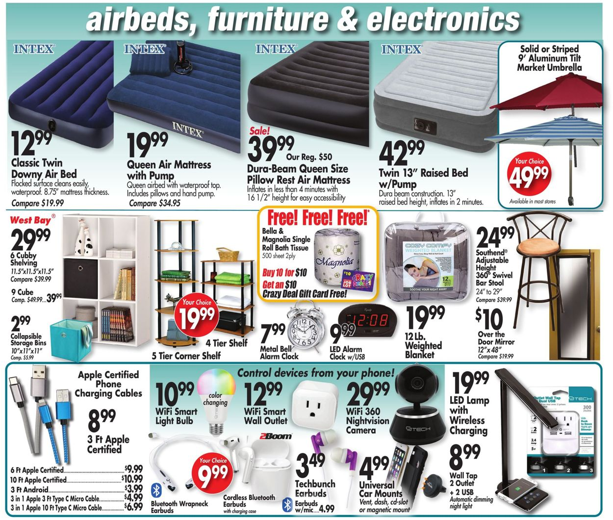 Ocean State Job Lot Current weekly ad 12/12   12/12/12 [12 ...